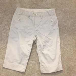 Gap kids khaki shorts/Bermuda